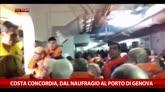 27/07/2014 - Costa Concordia, dal naufragio al porto di Genova