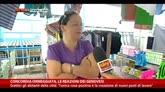 28/07/2014 - Concordia ormeggiata, le reazioni dei genovesi