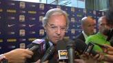 Maurizio Beretta, Presidente Lega Calcio su Tavecchio