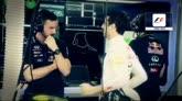 """30/07/2014 - Hamilton e Ricciardo, due in lotta con compagni """"High tech"""""""