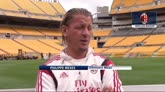 "30/07/2014 - Guinness Cup, Mexes: ""Serve una reazione"""