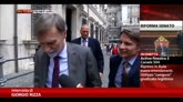 30/07/2014 - Accordo Alitalia, Delrio: abbiamo fatto passi avanti