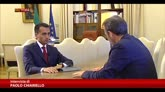 31/07/2014 - Di Maio a Sky TG24: Renzi in autunno farà manovra da 30 mld