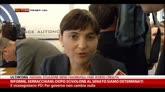 31/07/2014 - Riforme, Serracchiani: determinati dopo scivolone al Senato
