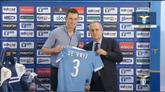 31/07/2014 - Lazio, presentati Parolo e De Vrij