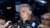 """31/07/2014 - Presidenza Figc, Malagò: """"Commissariamento non praticabile"""""""