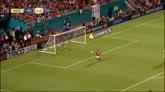 05/08/2014 - Guinness Cup, il non gol di Rooney
