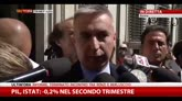 06/08/2014 - Riforme, terminato incontro Renzi-Berlusconi. Parla Guerini