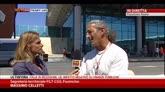 06/08/2014 - Alitalia, dopo sciopero ripresi lavori per smaltire Bagagli