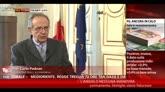 06/08/2014 - Italia in recessione, Padoan: dietro angolo nessuna manovra