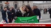 06/08/2014 - Siria, rapite due giovani cooperanti italiane. Parla Quirico