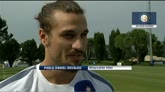 """06/08/2014 - Osvaldo: """"Un onore essere arrivato all'Inter"""""""