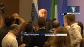 """11/08/2014 - Figc, Tavecchio: """"Sarò il Presidente di tutti"""""""