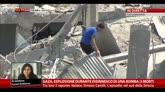 13/08/2014 - Gaza, esplosione durante disinnesco di una bomba: 5 morti