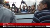 14/08/2014 - Reporter ucciso a Gaza, genitori andati a riprendere salma