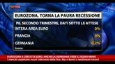 15/08/2014 - Eurozona a crescita zero, anche Germania vede il segno meno
