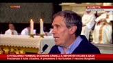 15/08/2014 - L'ultimo saluto a Simone Camilli, il ricordo del papà