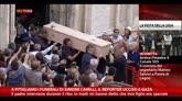 15/08/2014 - A Pitigliano i funerali di Simone Camilli