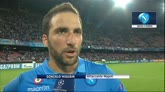 Higuain: il Napoli deve giocare in Champions