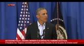 20/08/2014 - Uccisione Foley, Obama: mondo è sconvolto, faremo giustizia