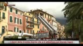 I danni della tromba marina che si è abbattuta sulla Liguria