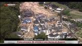 Hiroshima: frana provoca 36 vittime e una decina di dispersi