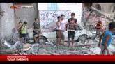 21/08/2014 - Gaza, due nuovi raid israeliani: 4 bambini tra le 7 vittime