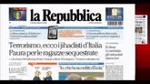 Rassegna stampa nazionale (22.08.2014)