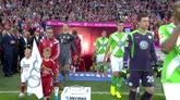 Bayern Monaco-Wolfsburg 2-1