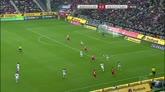 Borussia Mönchengladbach-Stoccarda 1-1