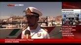 25/08/2014 - Nuovo naufragio Lampedusa, le parole del Comandante Esibini