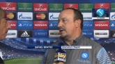 """Napoli, carica Benitez: """"Vogliamo vincere. Ci pensa Higuain"""""""