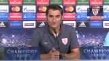 Athletic Bilbao, Valverde: Contro il Napoli come una finale