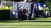 27/08/2014 - Da avversario a gradito ospite. Conte in visita ad Appiano