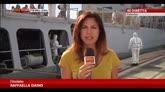 29/08/2014 - Immigrazione, 221 profughi siriani sbarcano in Sicilia