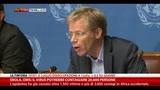 """29/08/2014 - Ebola, OMS: """"Il virus potrebbe contagiare 20.000 persone"""""""