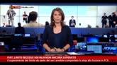 29/08/2014 - FIAT, limite recesso 500 mln non ancora superato