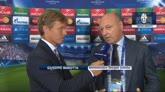"""29/08/2014 - Juve in Champions, Marotta: """"E' un gruppo che ci soddisfa"""""""