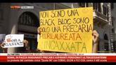 29/08/2014 - Roma, in piazza insegnanti precari e aspiranti pensionati
