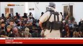 29/08/2014 - Isis decapita miliziano curdo, 3 milioni in fuga dalla Siria
