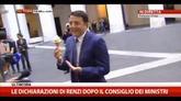 Copertina The Economist, Renzi ironizza con un gelato