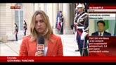 30/08/2014 - Riunione all'Eliseo per leader PSE, poi vertice a Bruxelles
