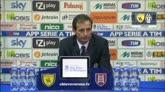 """30/08/2014 - Allegri soddisfatto a metà: """"Abbiamo sbagliato molti gol"""""""