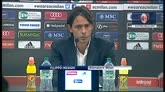 """30/08/2014 - Milan, Inzaghi sulla Lazio: """"Può essere una sorpresa"""""""