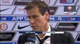 """31/08/2014 - Roma, Garcia: """"Sono contento, abbiamo imposto un buon gioco"""""""