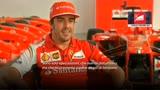 """Gp Monza, Alonso: """"Voglio vincere qui"""""""