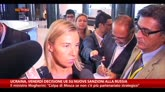 Ucraina, Mogherini riferisce all'Europarlamento