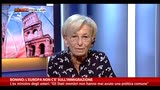 """05/09/2014 - Bonino: """"L'Europa non c'è sull'immigrazione"""""""