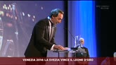 Sky a Venezia 2014: undicesima giornata - i vincitori