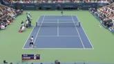 07/09/2014 - Us Open, finale Nishikori-Cilic. Ko Pennetta e Hingis
